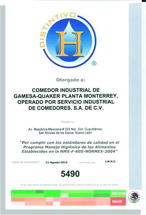 Servicio Industrial de Comedores